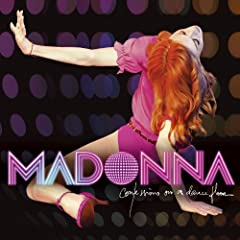MP3 ALBUM - Madonna - Confessions On A Dance Floor