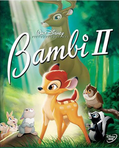 Get Bambi II On Video