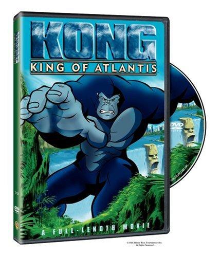 Get Kong: King Of Atlantis On Video