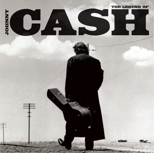 The Legend Of Johnny Cash Album