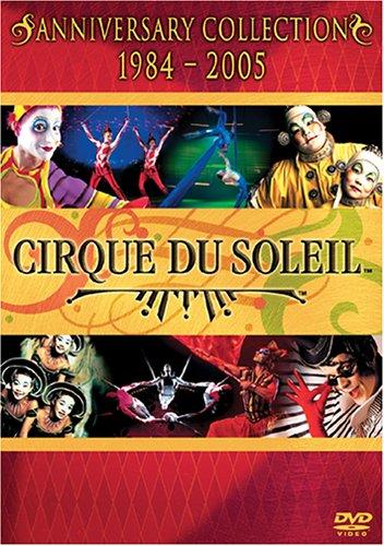 Cirque Du Soleil Dvd Collection