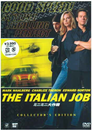 Amazon で ミニミニ大作戦(2003) を買う