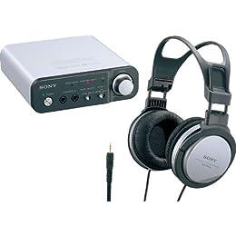 SONY 5.1chデジタルサラウンドヘッドホンシステム MDR-DS1000