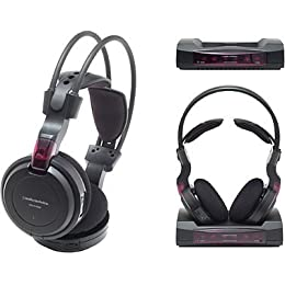 audio-technica コードレスヘッドホンシステム ATH-CL350