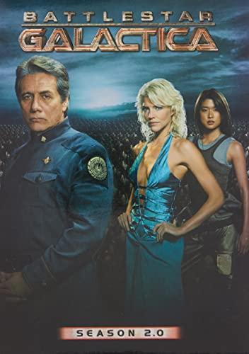 Battlestar Galactica - Season 2.0  DVD