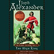 The High King: The Prydain Chronicles, Book…