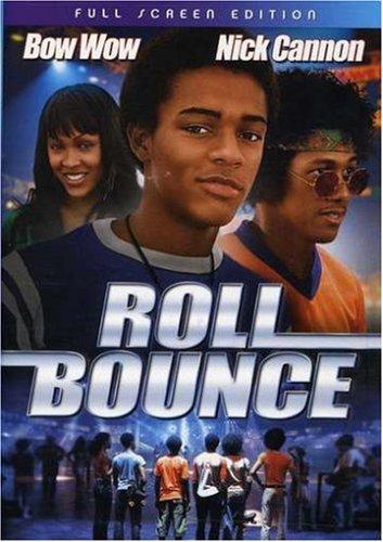 Roll Bounce  DVD