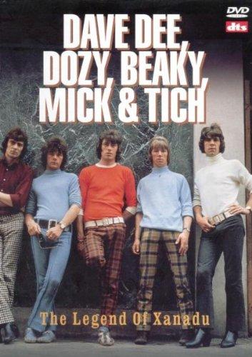 Dave Dee, Dozy, Beaky, Mick & Tich: The Legend of Xanadu [Region 2]
