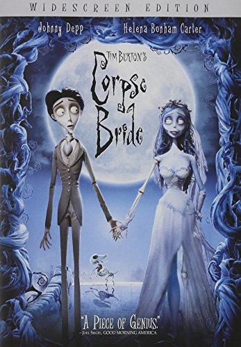 Get Tim Burton's Corpse Bride On Video