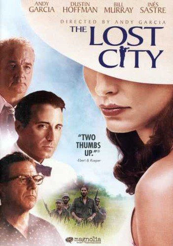 The Lost City DVD