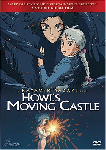 Howl's Moving Castle  DVD