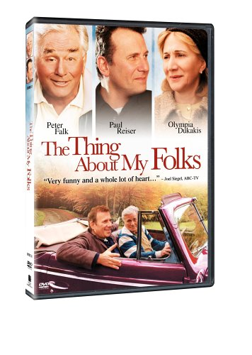 Thing About My Folks DVD