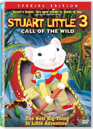 Get Stuart Little 3: Call Of The Wild On Video
