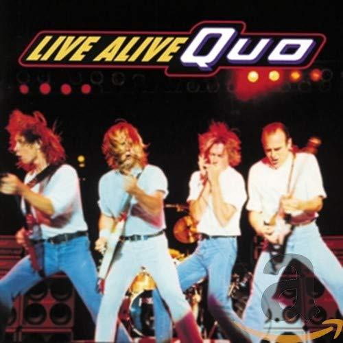 Live Alive Quo Album