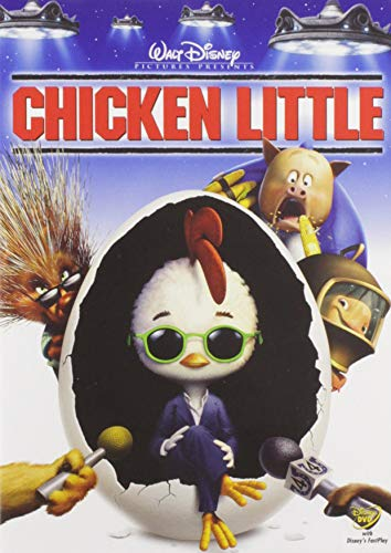 Get Chicken Little On Video