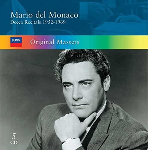デル・モナコが歌う「オンブラ・マイ・フ」YouTube動画公開