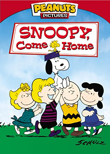 Get Snoopy, Come Home On Video