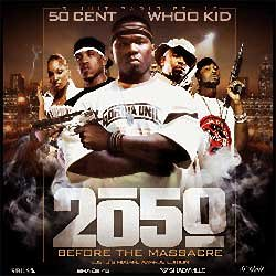 2050: Before The Massacre Album