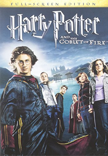 Harry Potter & the Goblet of Fire DVD