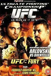 UFC 55 : Fury