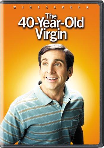 The 40-Year-Old Virgin  DVD