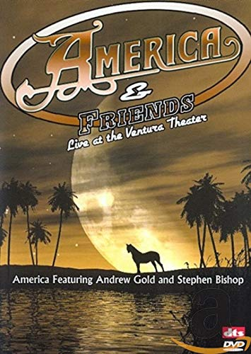 America and Friends: Live at the Ventura Theater [Region 2]
