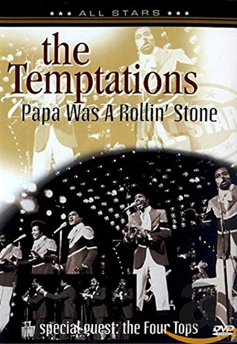 The Temptations: Papa Was a Rollin' Stone