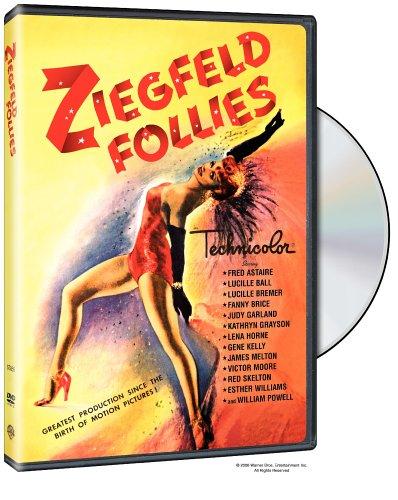 Get Ziegfeld Follies On Video