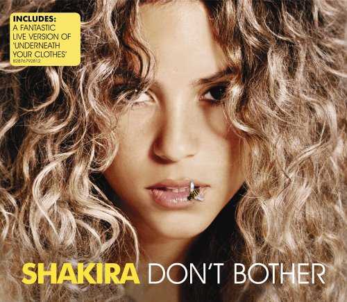 Don't Bother [CD #1]