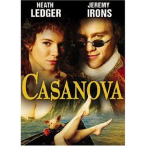 Casanova  DVD