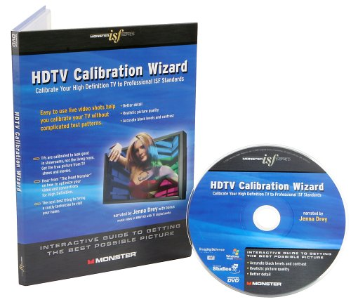 Monster/ISF HDTV Calibration Wizard DVD
