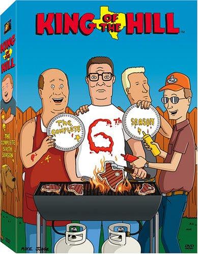 King of the Hill - Season 6 DVD