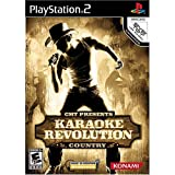 CMT Presents: Karaoke Revolution Country (2006) (Video Game)