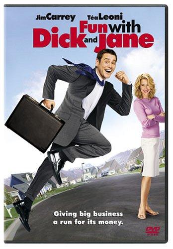 Fun With Dick & Jane  DVD