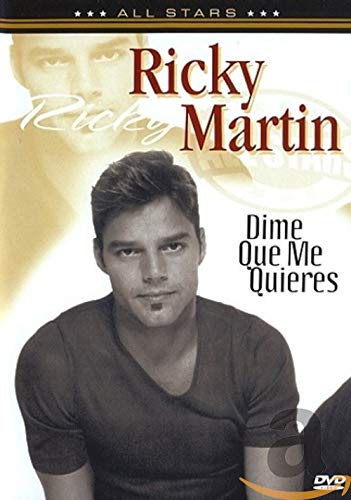Ricky Martin: Dime Que Me Quieres