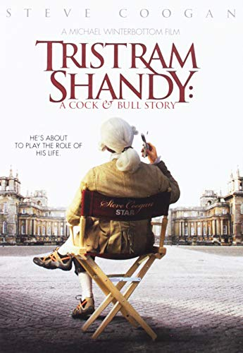 Tristram Shandy: A Cock and Bull Story  DVD