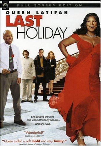 Last Holiday  DVD