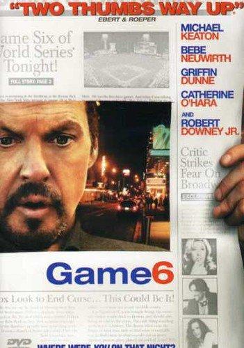 Game 6  DVD