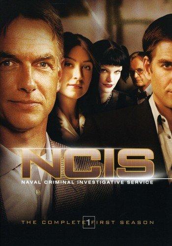 NCIS Naval Criminal Investigative Service - Season 1 DVD