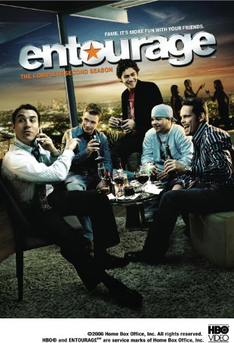 Entourage - The Complete Season 2 DVD