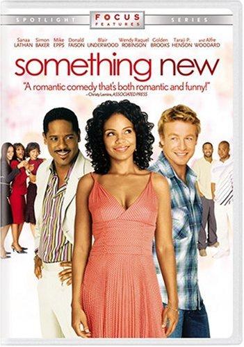 Something New  DVD