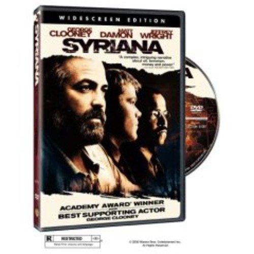 Syriana  DVD