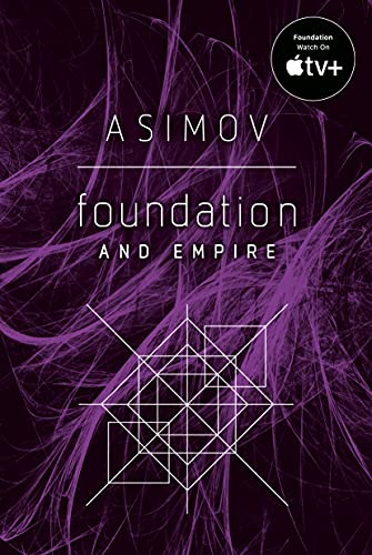 Foundation and Empire (Foundation, #2) by Isaac Asimov
