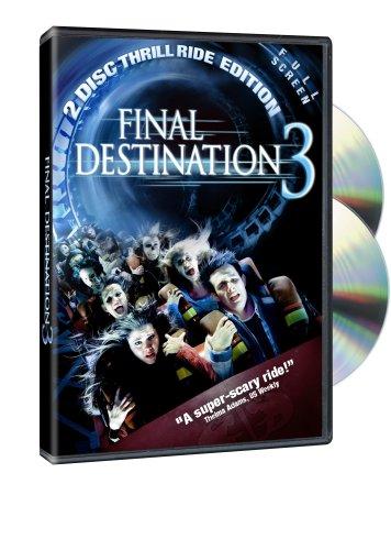 Final Destination 3  DVD