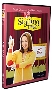 Signing Time! Volume 10: My Day by Travis…