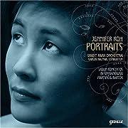 Jennifer Koh: Portraits de Béla…