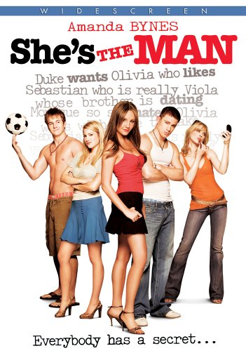 She's the Man  DVD