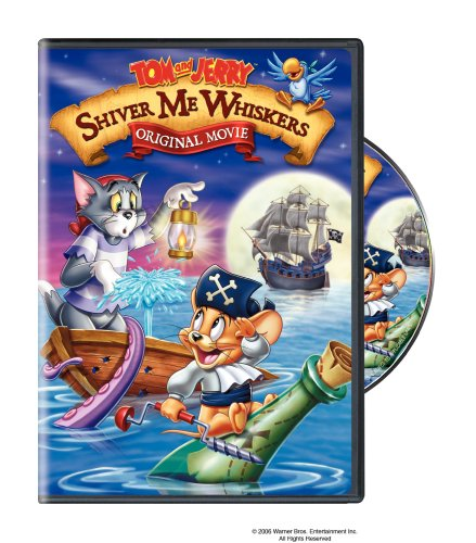 Get Tom And Jerry In Shiver Me Whiskers On Video