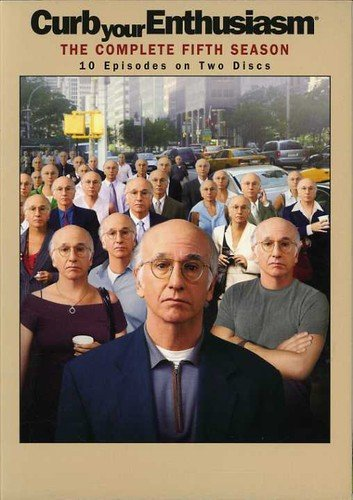 Curb Your Enthusiasm: The Complete Fifth Season DVD
