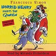 Horrid Henry Meets the Queen av Miranda…